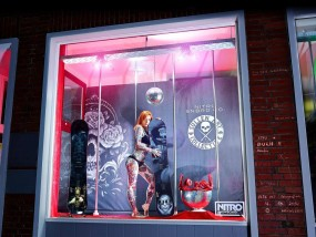 NITRO Shop Window Contest