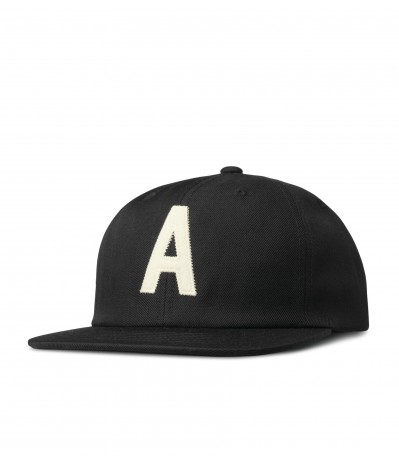 Bohr Ball Cap black/white
