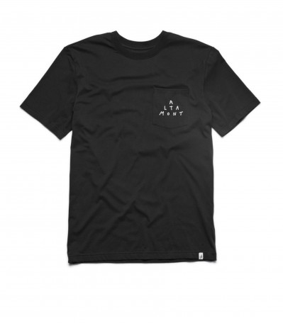 DAO Pocket Tee black