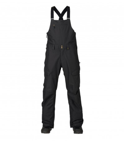 Reserve Bib Pant true black