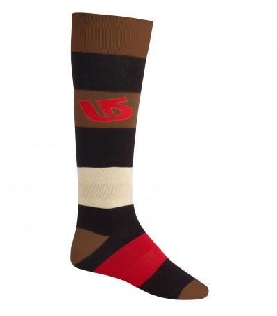 Men's Tailgate Sock true black