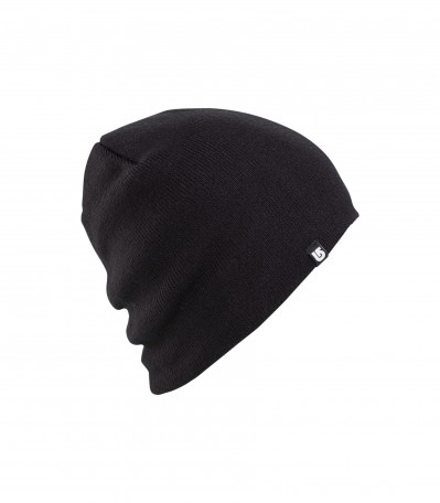 Tech Beanie true black