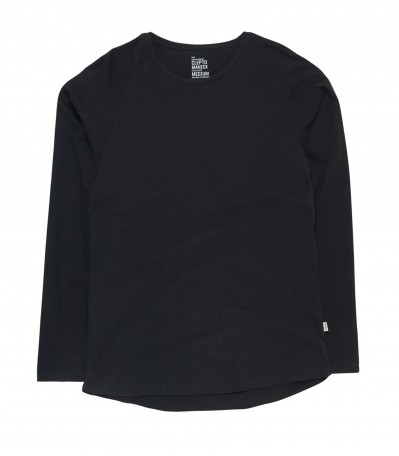 Ligull L/S T-Shirt black