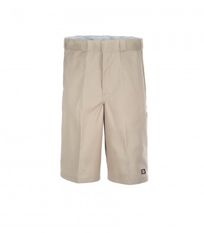 13 Inch Multi Pocket Short khaki