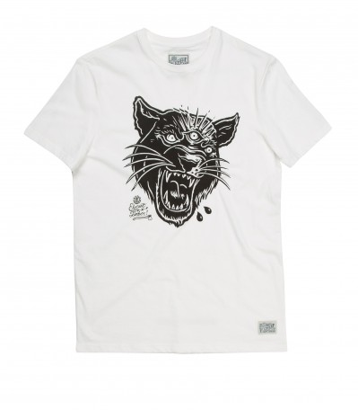 3 Eyed Panther off white