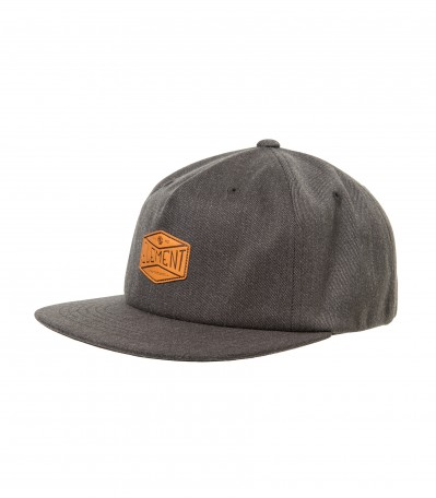 Larson Cap black heather