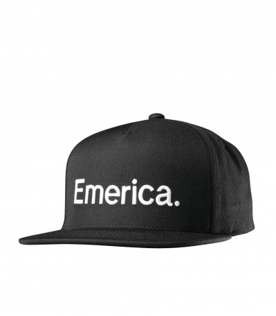 Pure Snapback black/white