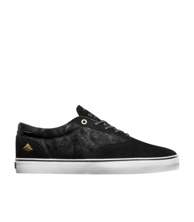 The Provost black/grey/white