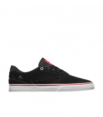 The Reynolds Low Vulc black/white/red