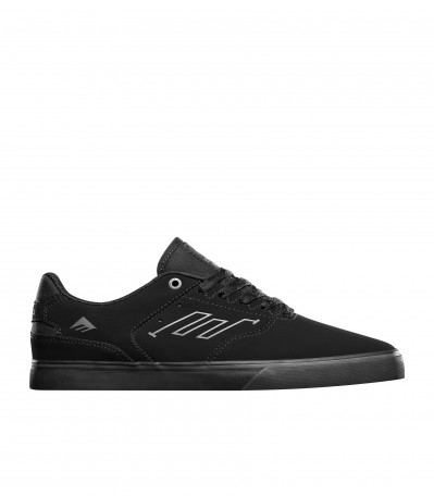 The Reynolds Low Vulc Black/Black/black
