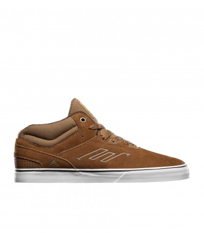Westgate Mid Vulc brown/white