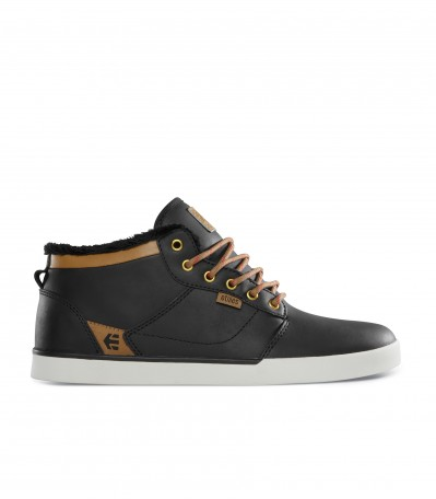 Jefferson Mid LX SMU Black/Brown