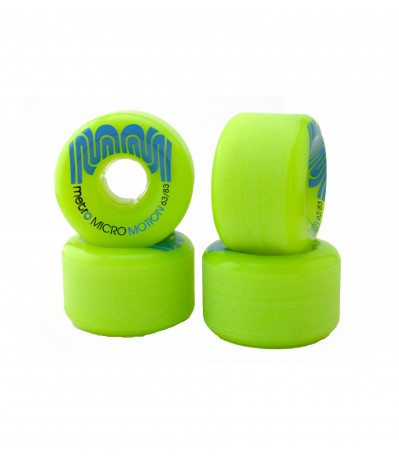 Micro Motion 83A neon green