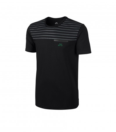 Dri-FIT Mesh Pocket Tee black/black anthracite