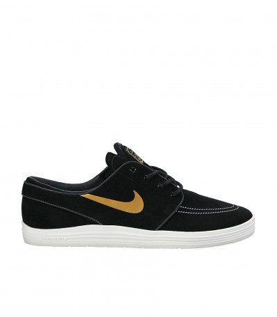 Lunar Stefan Janoski black/metallic gold