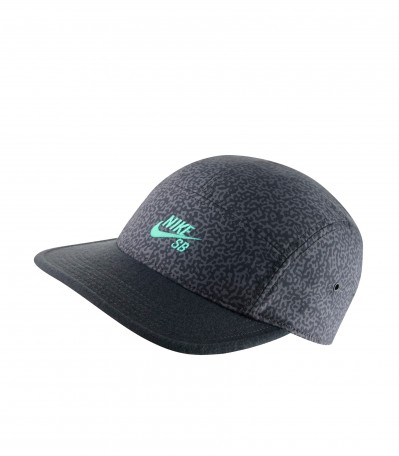Mezzo 5-Panel dark grey/black