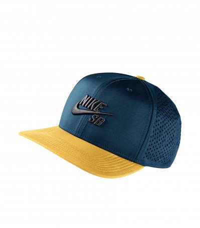 Performance Trucker Hat blue force