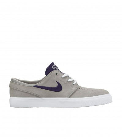 Zoom Stefan Janoski medium grey/obsidian white