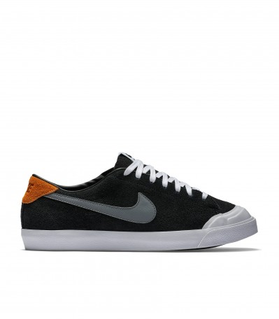All Court CK black/Cool Grey/Vivid Orange