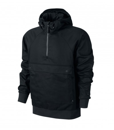 Everett Anorak black