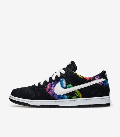 Dunk Low Pro IW black/white