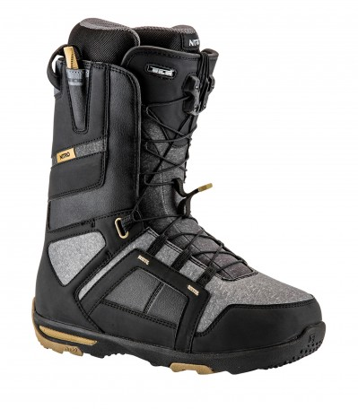Anthem TLS black-gold