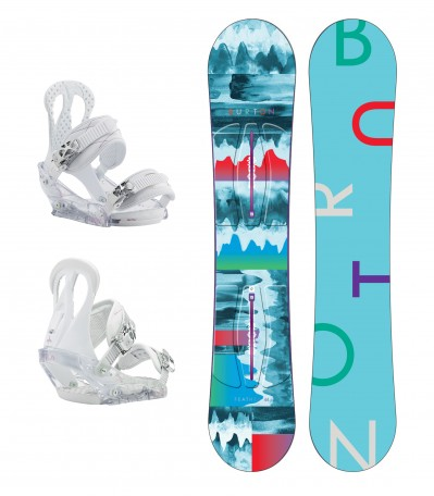 SET Feather 144 + Burton Citizen