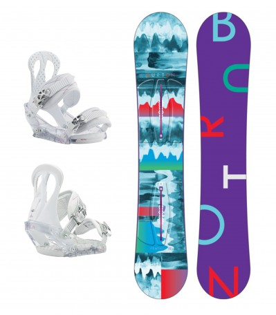 SET Feather 152 + Burton Citizen