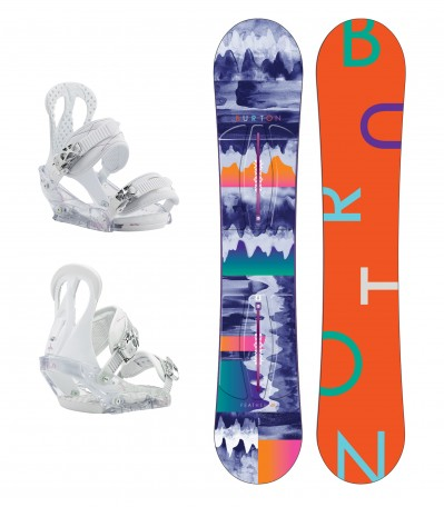 SET Feather 149 + Burton Citizen