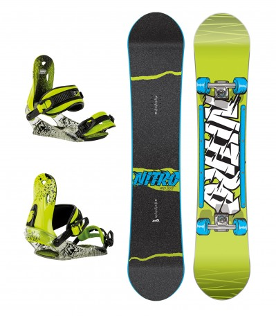 SET Ripper Youth 142 + Charger