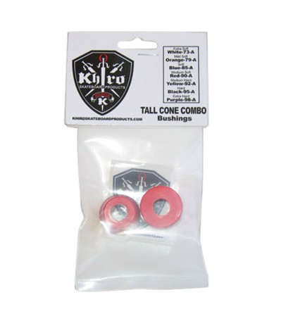 Tall Cone Combo Bushings