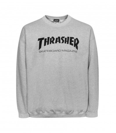 Skate Mag grey heather