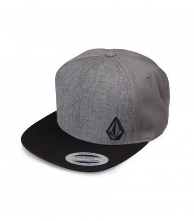 Upper Corner Hat dark grey